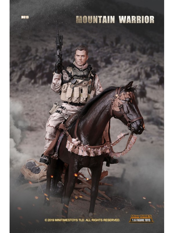 MINI TIMES MT-M019B 1/6 Mountain Warrior(Includes full set of harness)