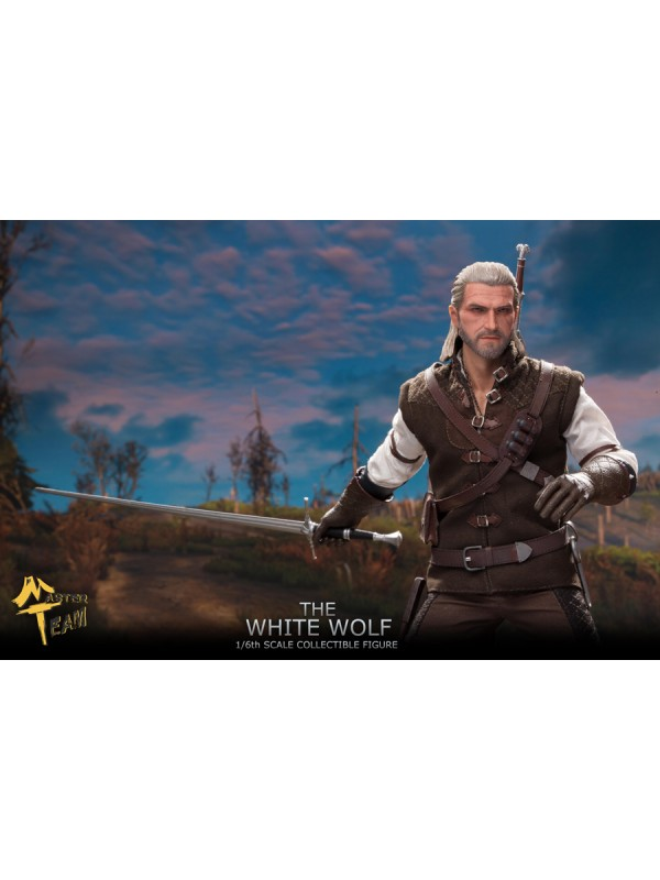 (Sold out)Master Team MTT001 1/6 Demon Hunter White Wolf Geralt