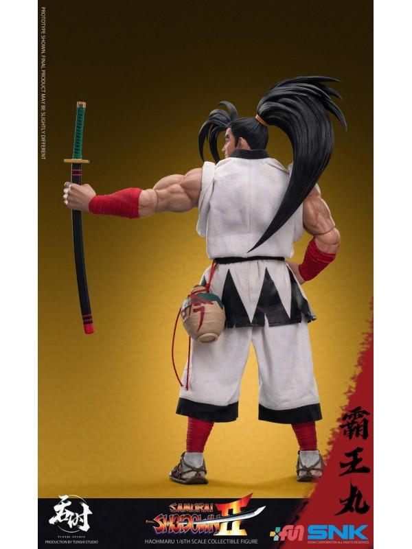 Tunshi Studio 1/6 SAMURAI SHODOWN ( Bawang Maru ) SNK (Pre-order HKD$1378 )