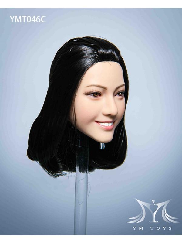 YMTOYS YMT046 1/6 Female Headsculpt Begonia