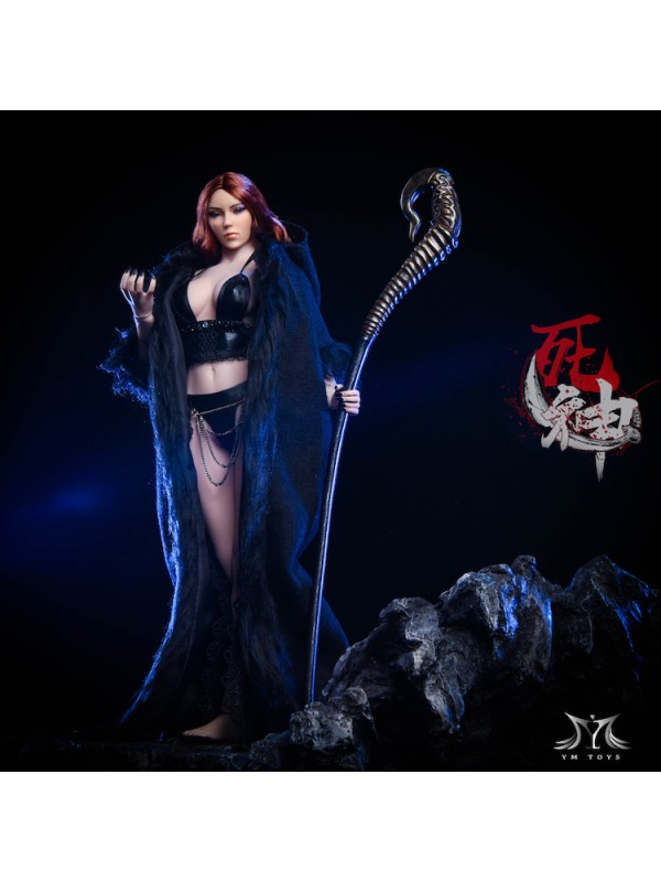 YMTOYS YMT012 1/6 A god of death girl (Body is not included)