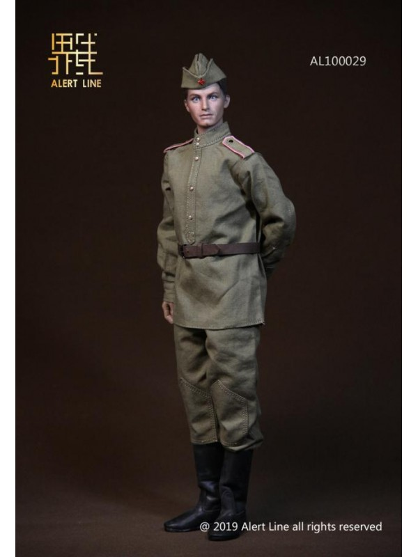 Alert Line AL100029 1/6 WWII  Soviet Assault Engineer