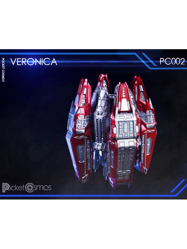 PCTOYS PC002  satellite Veronica MK44 (Can be matched1/12 1/9 1/6 )