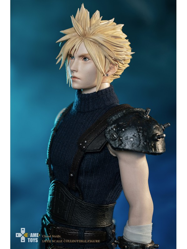 GAMETOYS GT-002A 1/6 Fantasy Warrior Cloud Strife Standard Edition