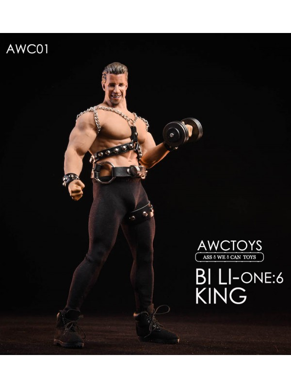 AWCTOYS AWC01 1/6 Bi Li King (no including body )