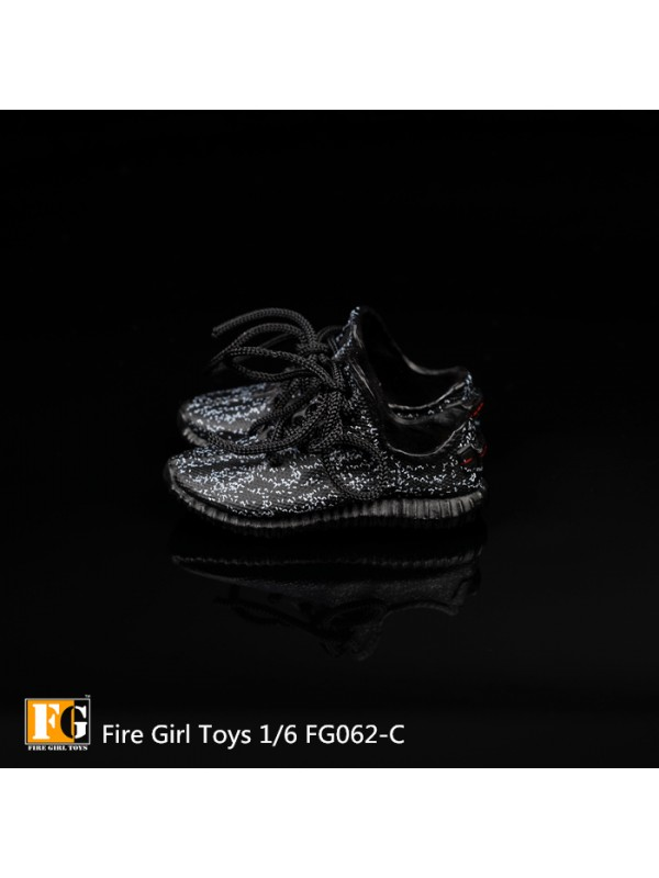 Fire Girl Toys FG062 1/6 Women's Hollow Casual Shoes Sneakers