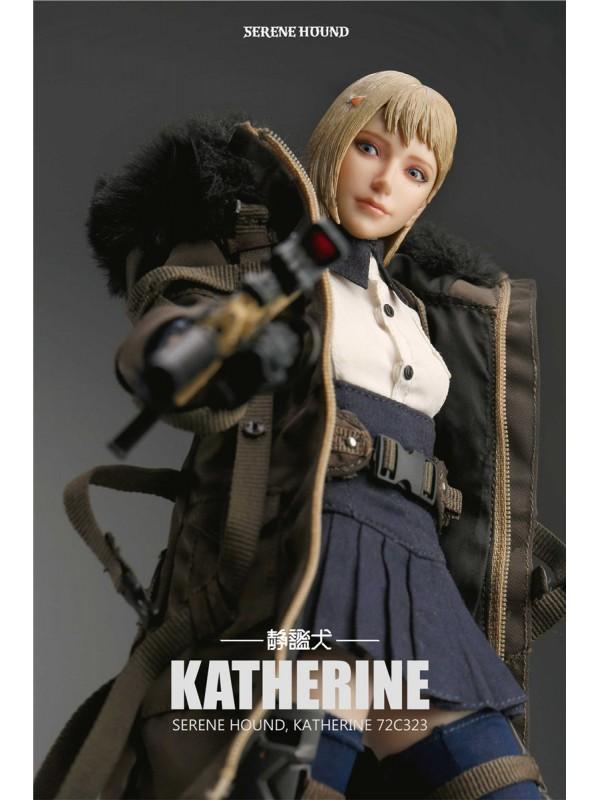 I8 Toys  72C323 1/6 Katherine
