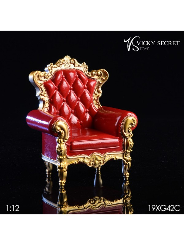 VSTOYS 19XG42A 1/12 Royal Sofa 4 Style