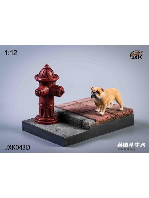 JXK JXK043 1/12 Bulldog Animal