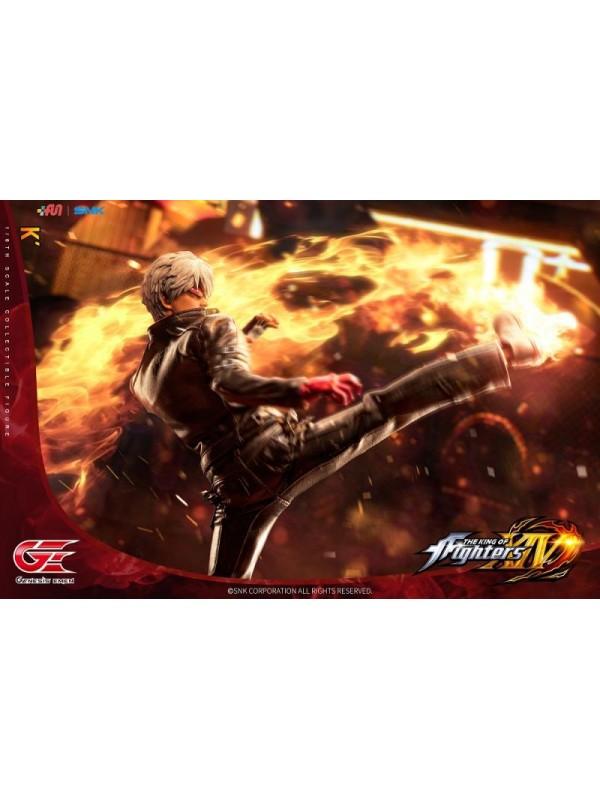 """GENESIS EMEN KOF-K01 1/6 The King Of Fighters XIV """"K"""""""