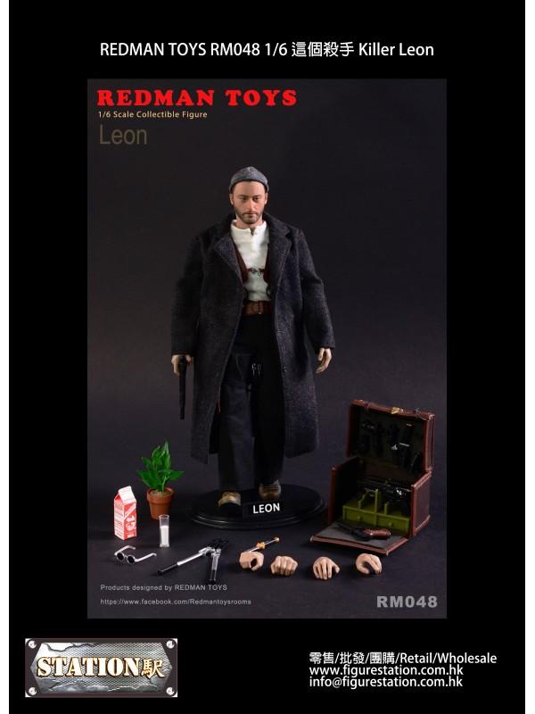 REDMAN TOYS RM048 1/6 Killer Leon