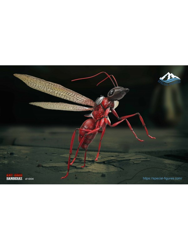 Special Figures 1/6 SF-004R Ant-onio Banderas Red