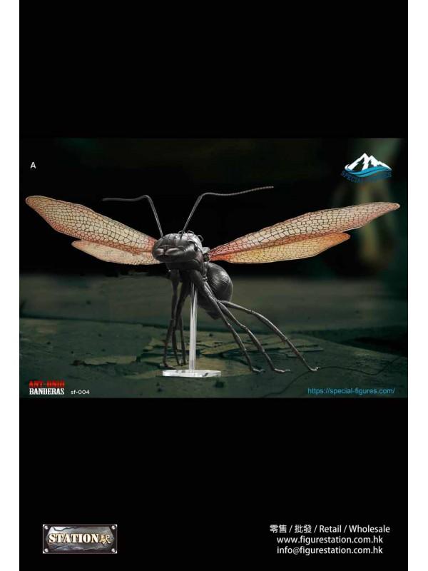 Special Figures 1/6 SF-004B Ant-onio Banderas Black