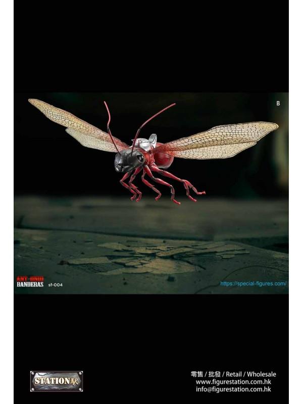 Special Figures 1/6 SF-004R Ant-onio Banderas Red ...