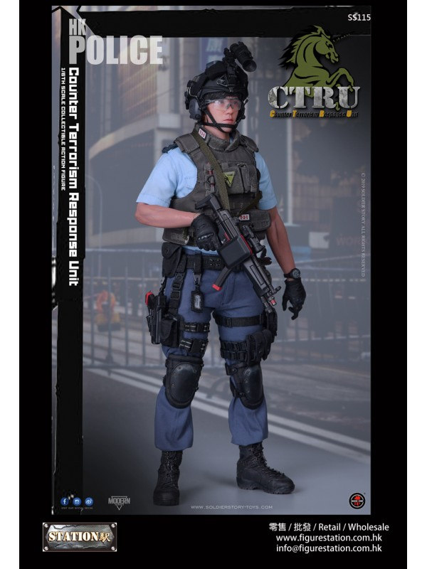 Soldier Story- SS115-CTRU (Assault Team) 1/6th sca...