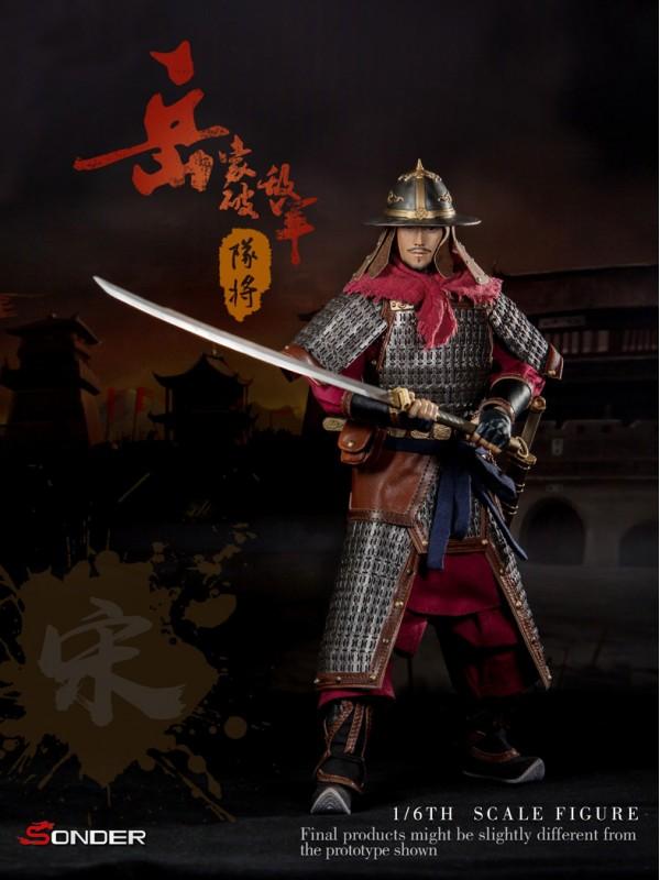 SONDER SD002 1/6  Yue Family Breaks Enemy - Team Will