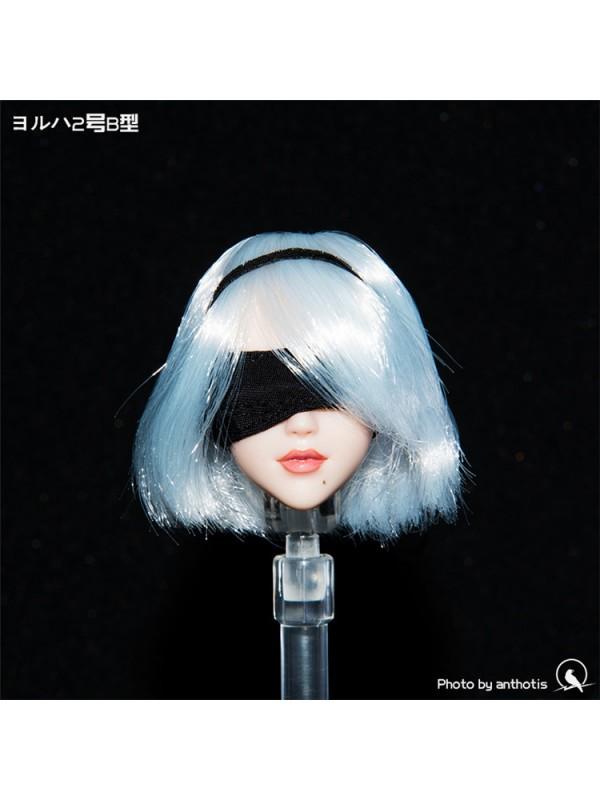 Technic Toys Neil Mechanical Era 2b Sister (can move the eye headsculpt)