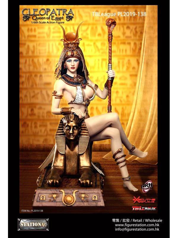 TBLeague PL2019-138 1/6 CLEOPATRA Queen of Egypt