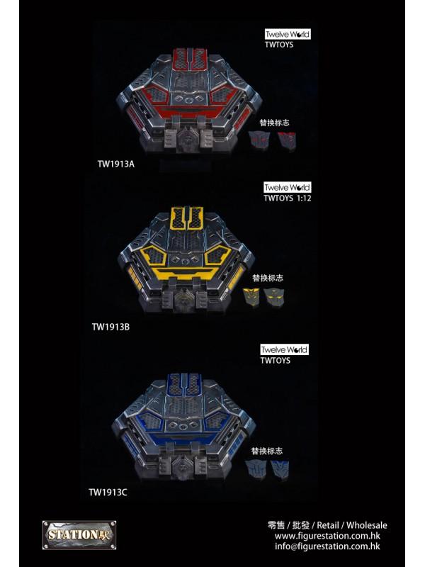 TWTOYS 1/6 1/12 TW1913 Cybertron scenario