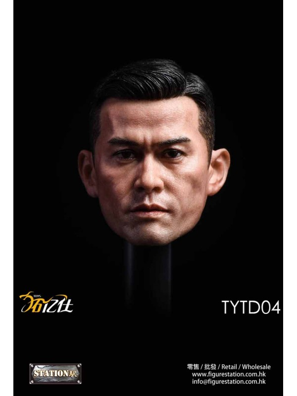 TYStoys TYTD04 1/6 Headsculpt
