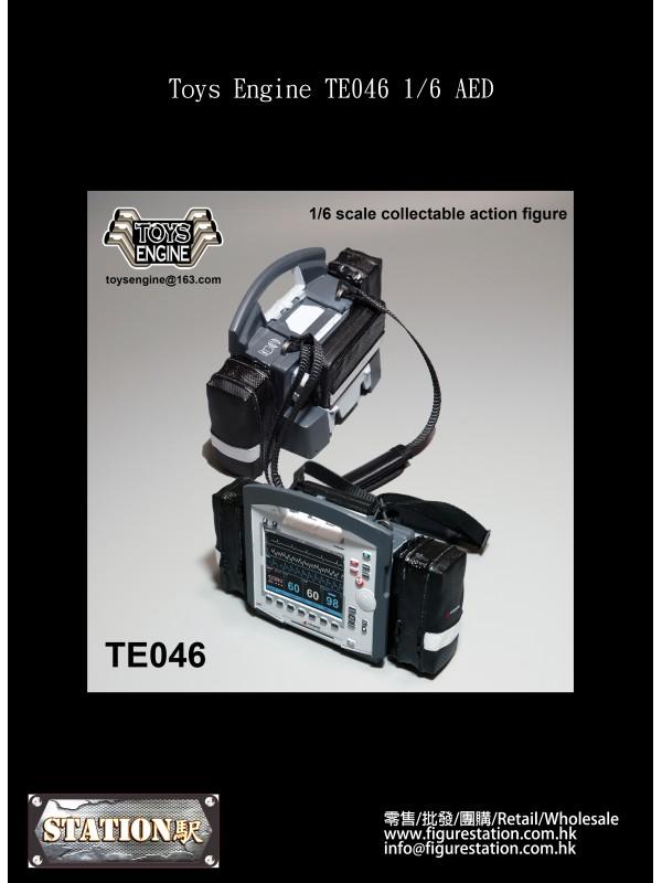 (PRE-ORDER) Toys Engine TE046 1/6 AED (Pre-order HKD$ 268)