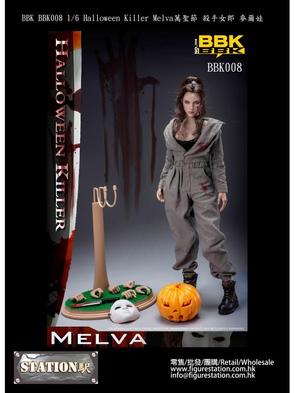 BBK BBK008 1/6 Halloween Killer Melva