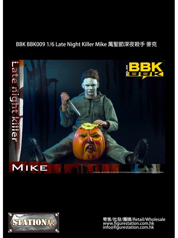 BBK BBK009 1/6 Late Night Killer Mike