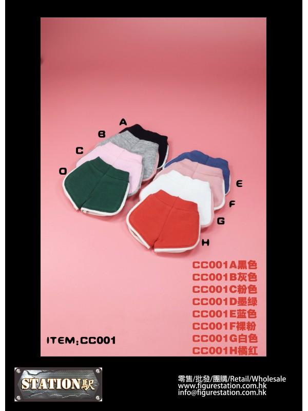 CCTOYS CC001 1/6 Fashion Casual Shorts