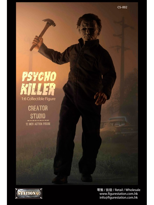 Creator Studio CS-002 1/6 Psycho Killer