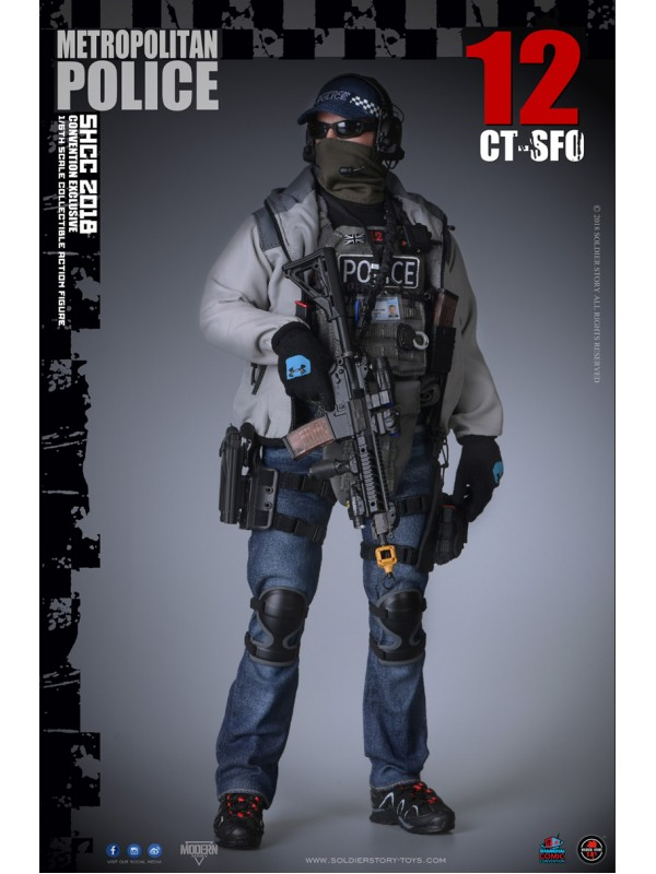 Soldier Story SS112 CT SFO SHCC2018 Venue Limited Edition (HKD$1418)