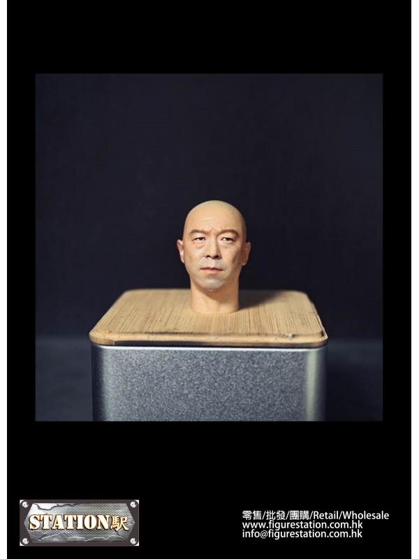 Death knell studio 1/6 Mr Wong Headsculpt
