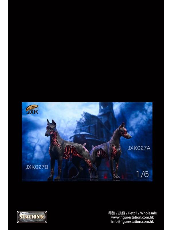 JXK JXK027 1/6 Zombie Dobermann
