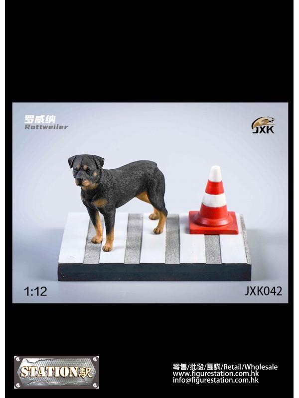 JXK JXK042 1/12 Rottweiler Animal