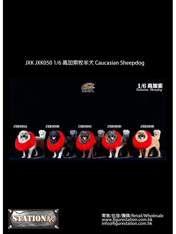 JXK JXK050 1/6 Caucasian Sheepdog
