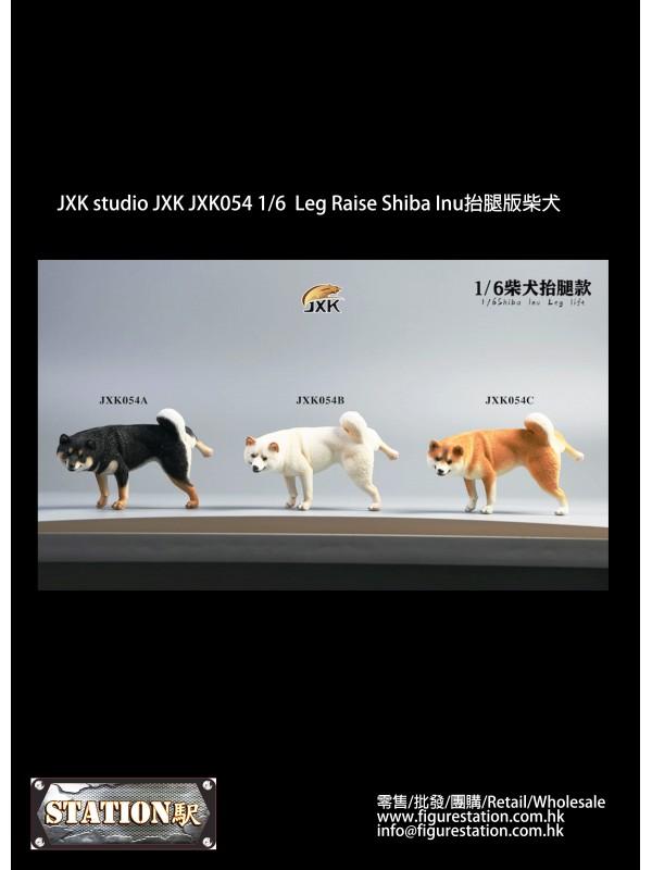 JXK studio JXK JXK054 1/6 Leg Raise Shiba Inu  (IN...