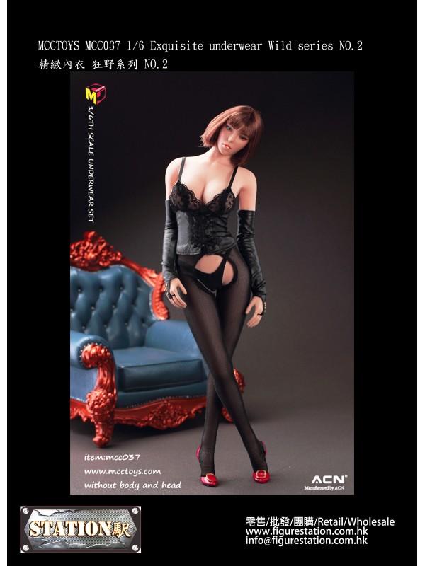 MCCTOYS MCC037 1/6 Exquisite underwear Wild series...