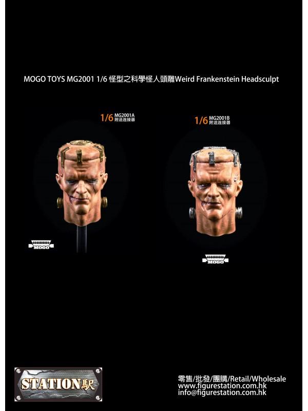 MOGO TOYS MG2001 1/6 Weird Frankenstein Headsculpt