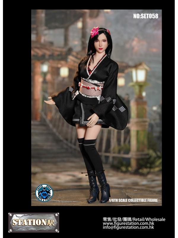 SUPER DUCK SET058 1/6 Fantasy Fighting Goddess-[an...