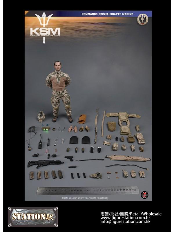 "(IN STOCK) Soldier Story SS104 1/6 ""Kommando ..."