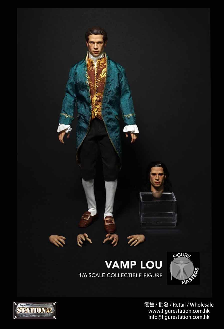 Figure Masters Vampire 1/6 Louis 吸血鬼